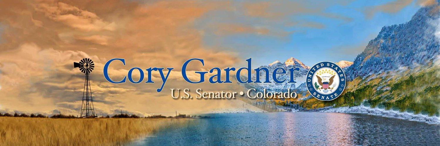 Proudly serving the state of Colorado in the United States Senate. This is my official Senate Twitter account.