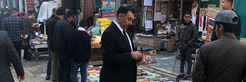 @YacoubAlKhder الدستور العراقي يجعل البترول في جميع أنحاء العراق ملكاً لجميع العراقيين. وحسب القانون العراقي، سومو هي الجهة الوحيدة المخولة لتصدير البترول العراقي.