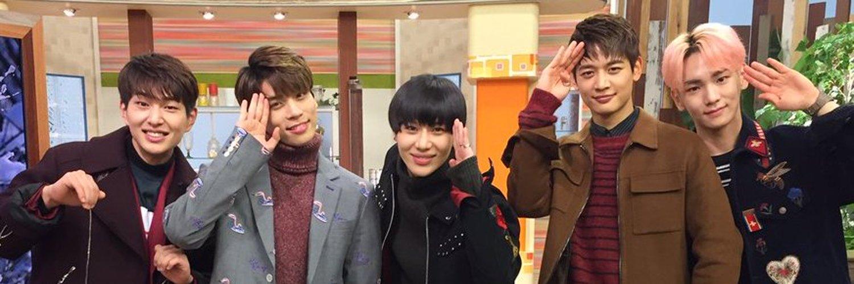 Eat well Minho, you worked hard #SHINee #Minho
