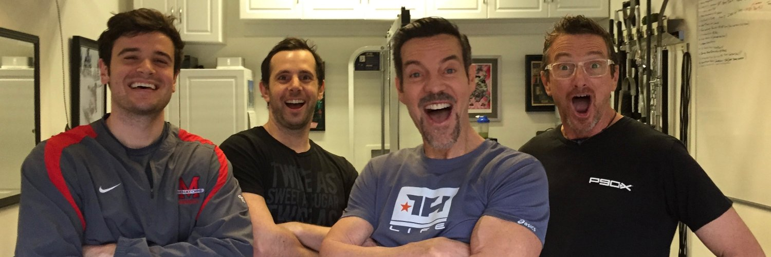 Fitness Trainer, creator of P90X, P90X+, Power 90, Tony Horton's One on One, and Ten Minute Trainer