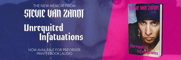 Stevie Van Zandt Profile Banner