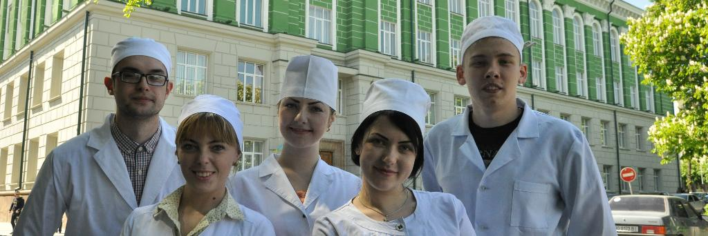 Ternopil State Medical University's official Twitter account