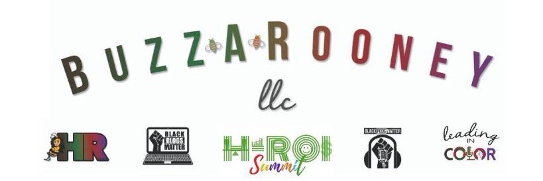 🐝👑 CEO BuzzARooney LLC | HR Exec&Expert | Writer, Speaker, Coach, Consultant | 🎧🎙@leadingincolor | 🖤✊🏽@blckblgsmttr @blackpodsmatter |ΔΣΘ🔺🐘❤️