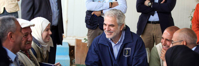 Χρήστος Στυλιανίδης - Christos Stylianides (@StylianidesEU) on Twitter banner 2014-03-27 09:09:05
