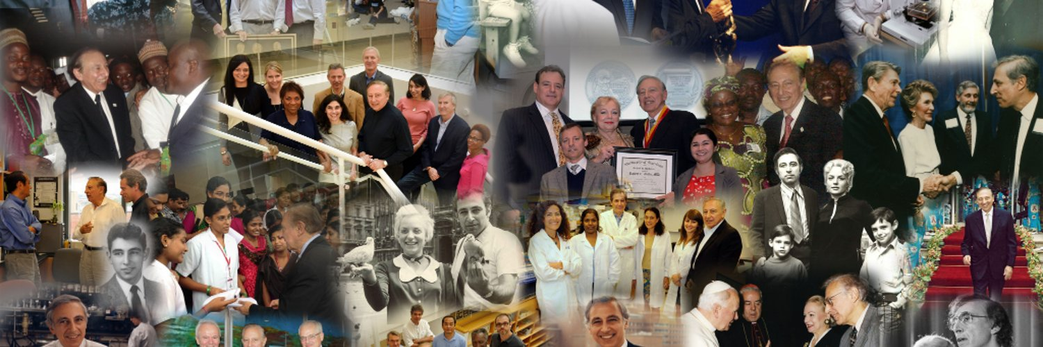 Official Twitter Account of Dr. Robert Gallo, Director, Institute of Human Virology and Scientific Director, Global Virus Network