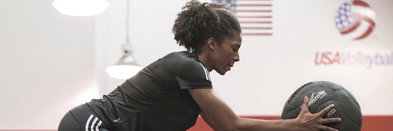 2016 Olympic medalist. USA volleyball / IG: rachaeladams