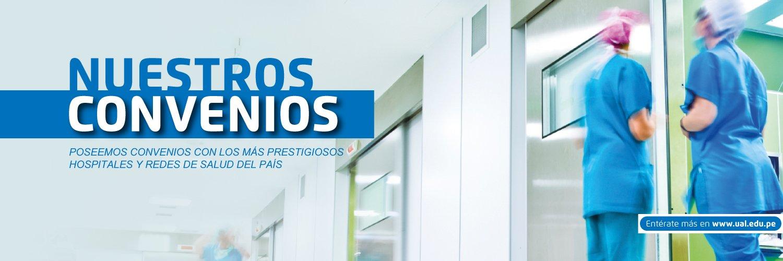 Universidad Arzobispo Loayza's official Twitter account