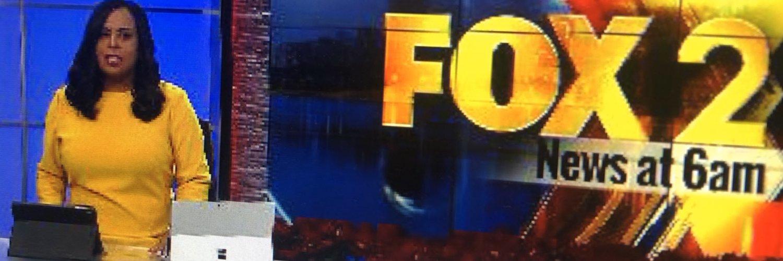 Emmy Nominated Reporter , FOX2 News St. Louis, Motivational Speaker, GSLABJ &NABJ member ,Fisk University Graduate, AKA