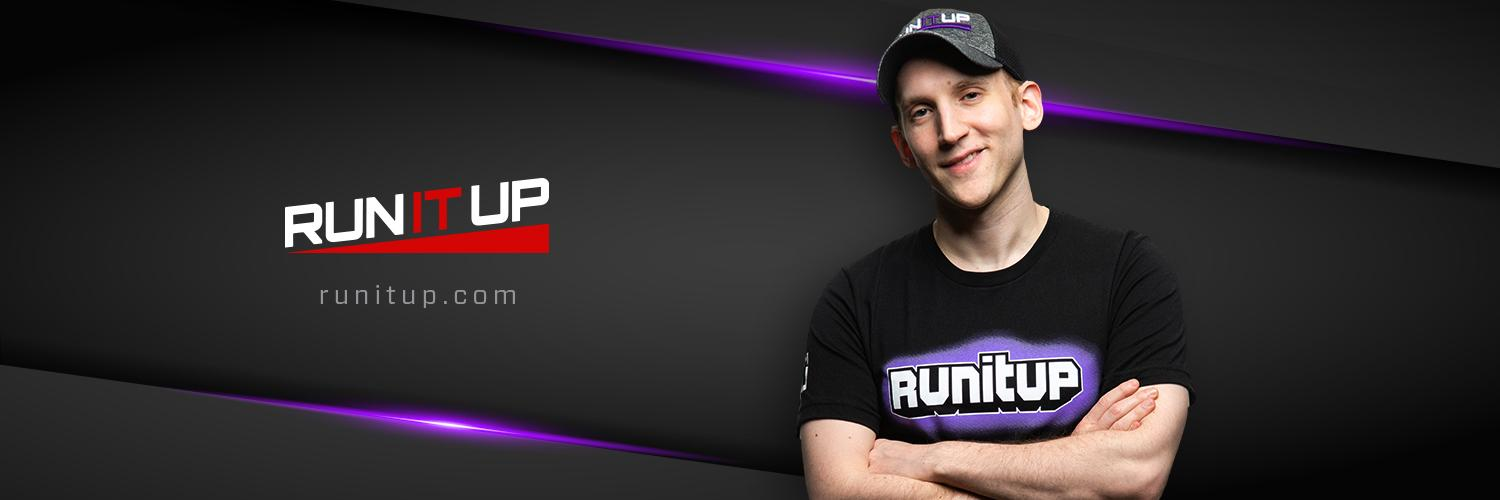 poker player, streamer, founder of @runitup, robotic bird enthusiast