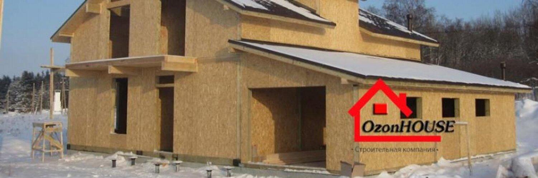 Технология строительства дома из сип панелей.
