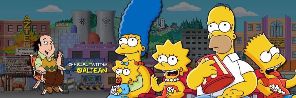 .@TheSimpsons on ET right now, with @nancycartwright @YeardleySmith See our self-isolating haircuts!