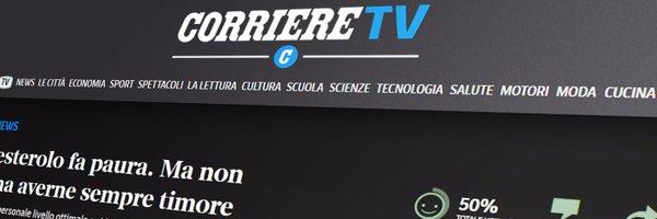 Corriere Tv Profile Banner