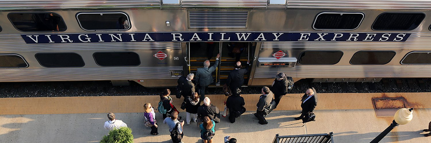 Official Twitter feed of the Virginia Railway Express (VRE), providing service updates, news & info. Plus tweet us your questions, comments & suggestions.