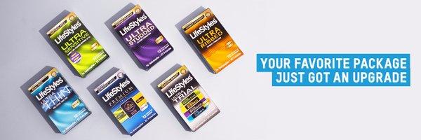 LifeStyles Condoms Profile Banner