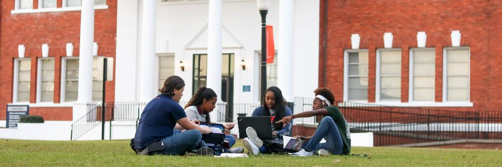Brewton-Parker College's official Twitter account