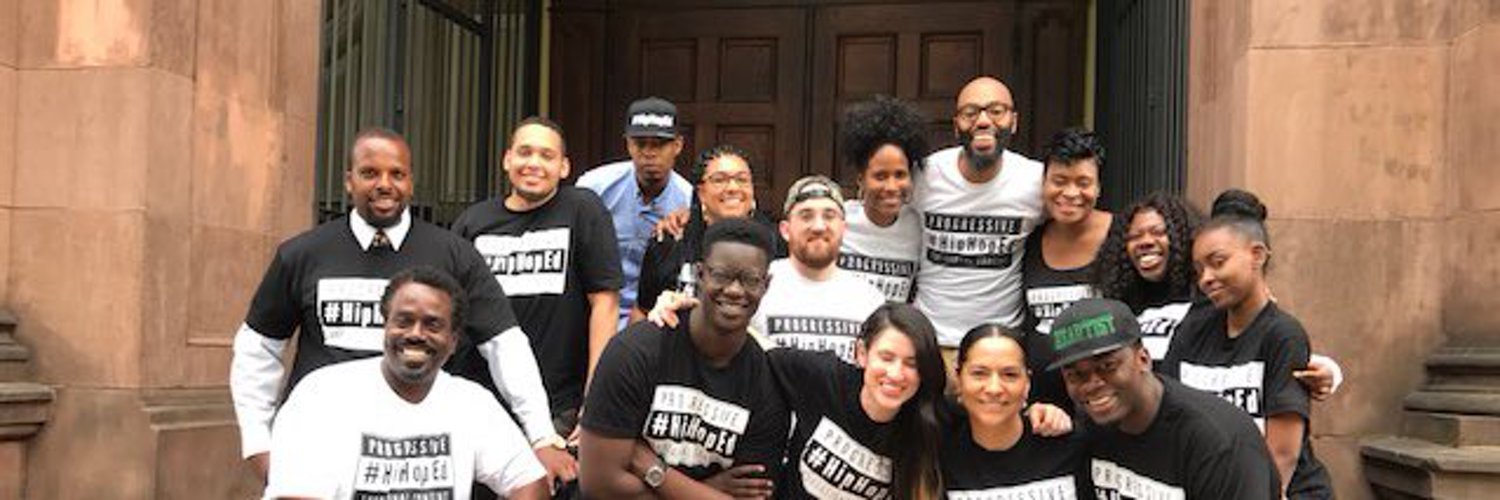 HipHopEd's Official Twitter: We embrace the intersection of Hip-Hop & education; Home to a global community of educators! Join '#HipHopEd' Tues chats @ 9PM EST