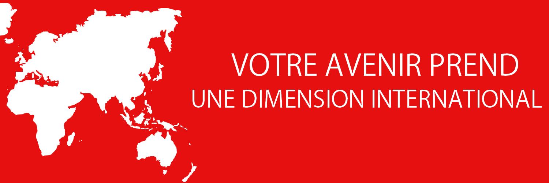 École Supérieure en Ingénierie de l'Information, Télécoms, Management et Génie Civil's official Twitter account