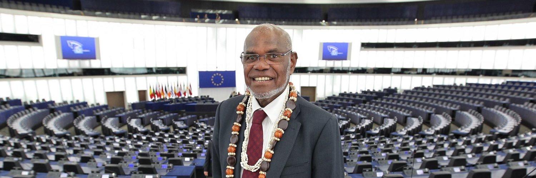 Maurice PONGA Eurodeputato del Parlamento Europeo