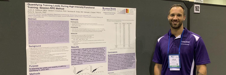 PhD student- Kansas State University, M.Ed University of Minnesota, B.S. Purdue University- Biobehavioral Feedback for Exercise Prescription