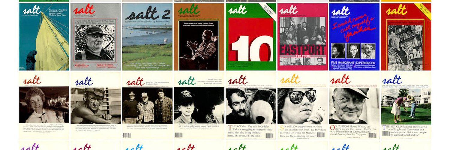Since 1973, Salt has taught students to become skilled documentarians & storytellers, with a focus on audio, visual, & digital media. Photo Christopher Dardaris