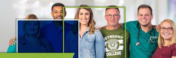 Methodist College's official Twitter account