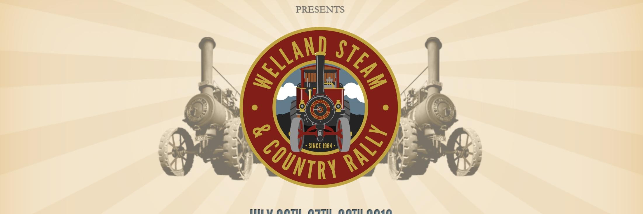 View listings for Welland Steam Rally's forthcoming event and buy tickets online with TicketSource. https://t.co/rT11GPfJss