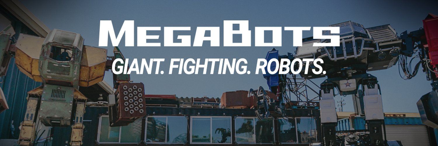 Making the world more epic, one giant robot at a time. #MegaBots