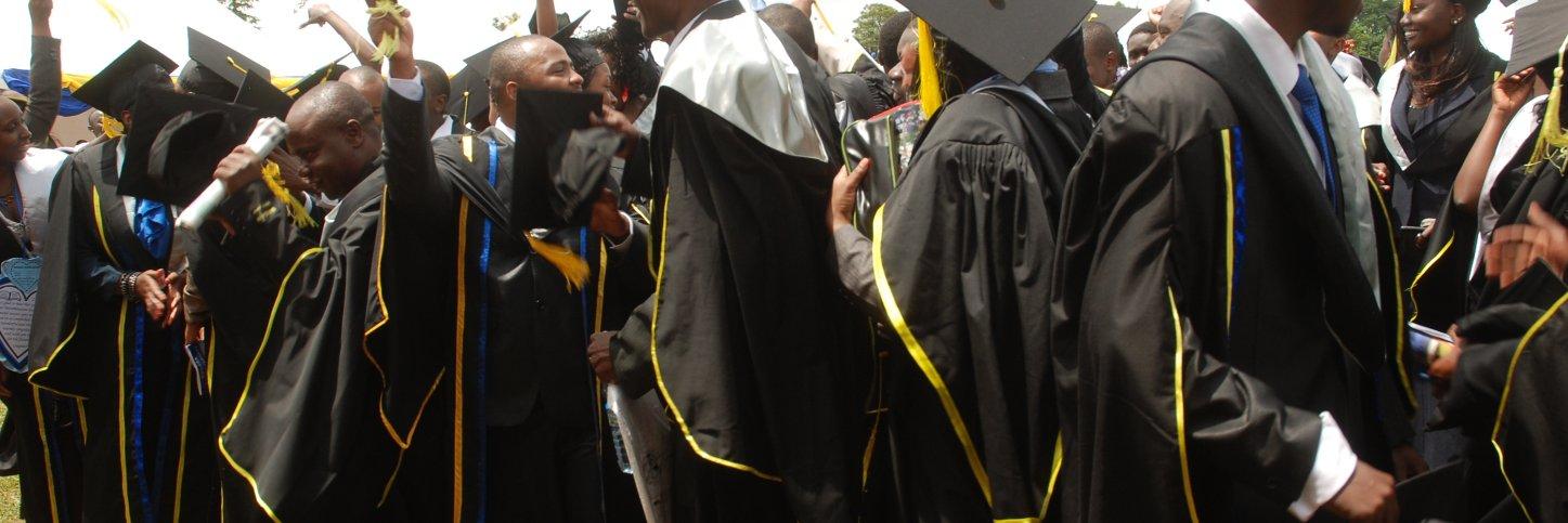 Busoga University's official Twitter account
