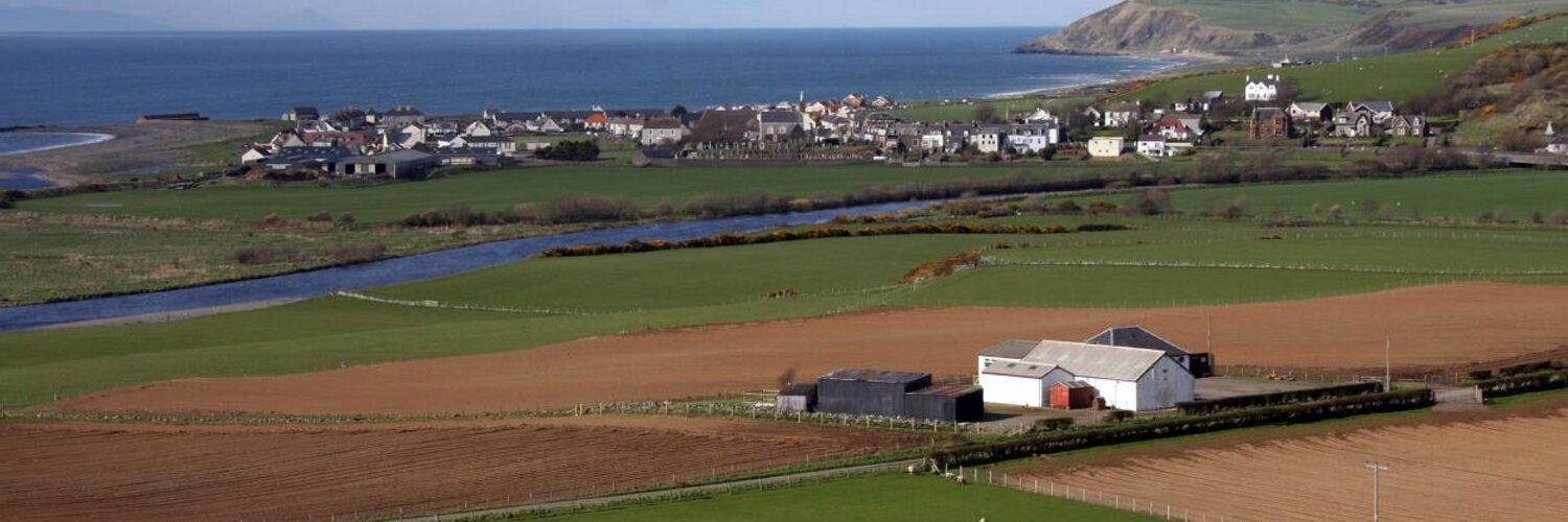 news from Ballantrae - the gateway to Carrick, South Ayrshire