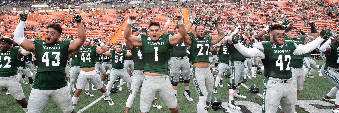 New Warrior World video: #HawaiiFB looks to respond from its loss at BYU with a bowl-clinching effort at home vs. N… https://t.co/ZbdmJojxiZ