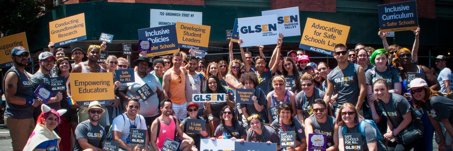 Executive Director, @GLSEN. Opinions my own. RTs not endorsements. Pronouns: She, her, hers