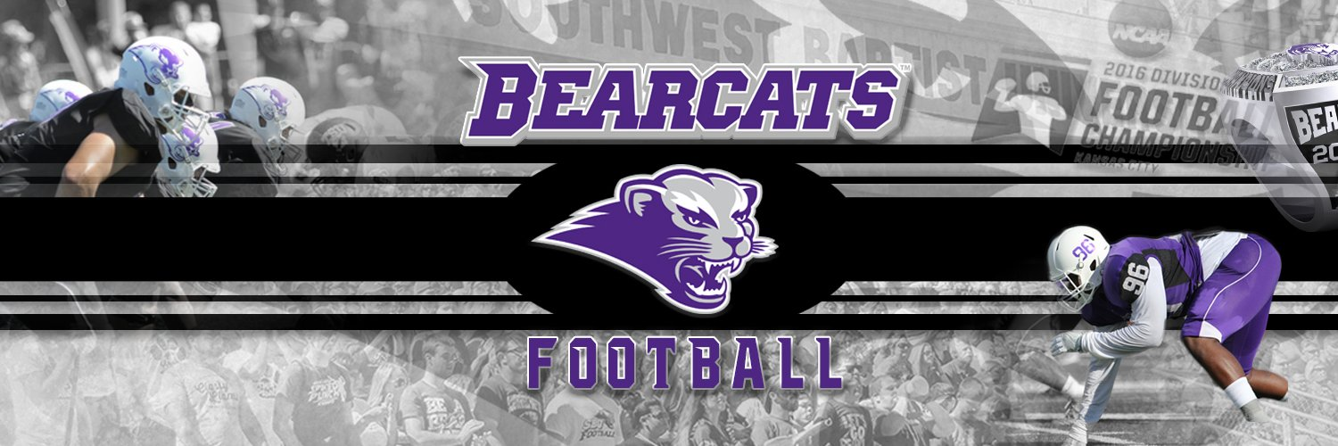 Official twitter page of Southwest Baptist University Bearcat Football sbubearcats.com/index.aspx?pat…