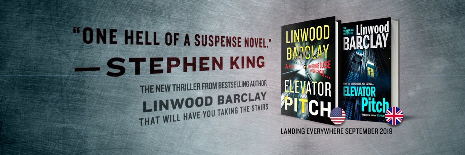 Linwood Barclay (@linwood_barclay) on Twitter banner 2011-03-06 02:25:21