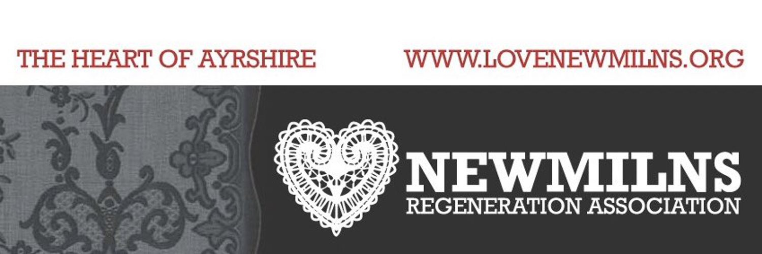 LOVE NEWMILNS. The heart of Ayrshire. Newmilns Regeneration Association. Find us on Facebook (mostly) - search 'Love Newmilns'.