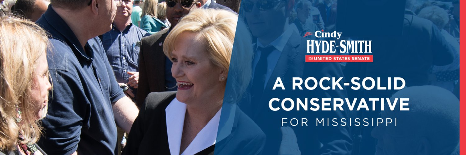 Lifelong conservative proudly fighting for the people of Mississippi in the U.S. Senate.
