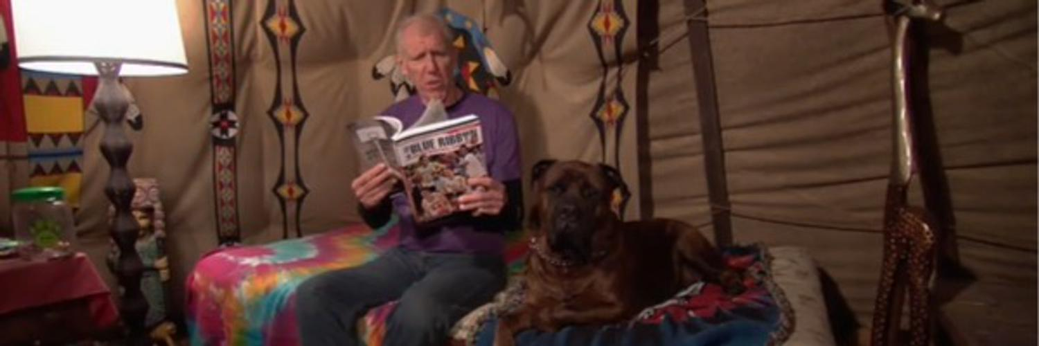 The Official Bill Walton Twitter Account