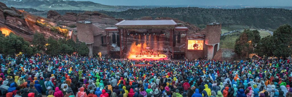 While at @RedRocksCO this weekend we celebrated our dear friend, Bonnie Paine's birthday! What a special day it was… https://t.co/KOyn1t63bq