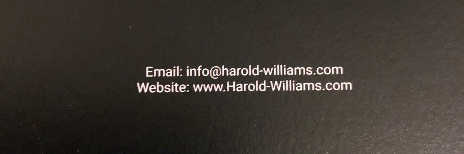 Writer, publicist, and author in the pro-wrestling industry. @michipro_jp Writer. Contact via direct message or info@harold-williams.com