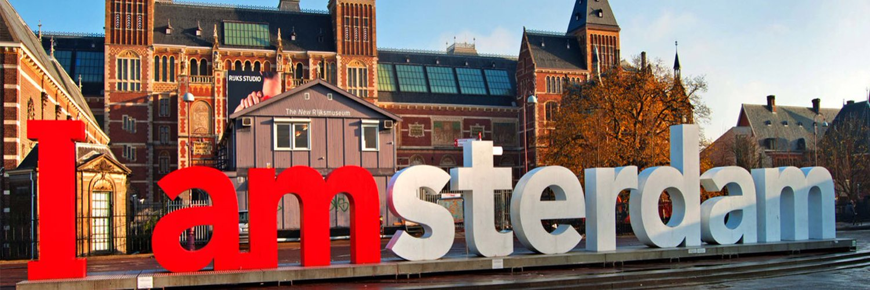 Amsterdam • IG: ThatsWhatRiSaid