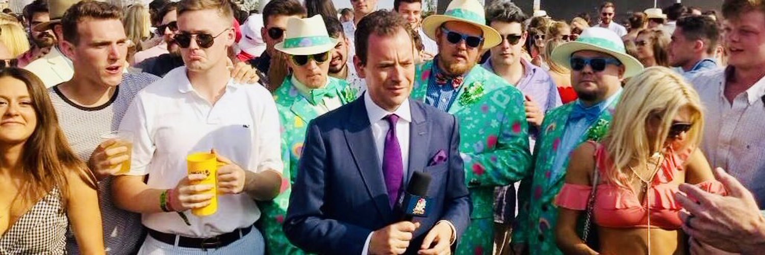 Broadcaster and Writer... @RacingTV @nbcsports @bbcsport @trcommentary @breederscup; Director @aintreeraces; @luckonsunday; #TrikaftaNext