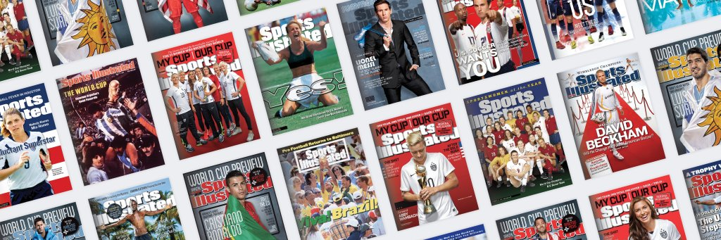 Special covers for a special team. To commemorate the @USWNT's fourth Women's World Cup championship, SI presents… https://t.co/Gyt7Zoz0xX