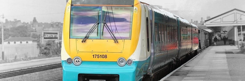 Ymgyrch rheilffordd gorllewin Cymru / West Wales rail campaign.