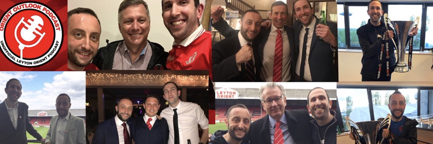 @leytonorientfc Look forward to seeing everyone this weekend as Im headed to Leyton today. I do believe that the #LOFC Board, the DOF & everyone who works with Martin, and the CEO & everyone who works with Danny need to improve. We need to perform better to deserve the results we desire.