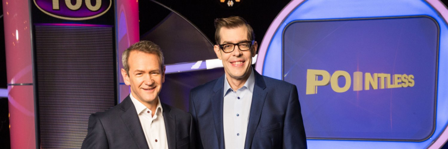 The quiz that puts obscure knowledge to the test. Join @XanderArmstrong & @richardosman weekdays at 5:15pm on @BBCOne. #Pointless