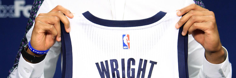 Brandan Wright