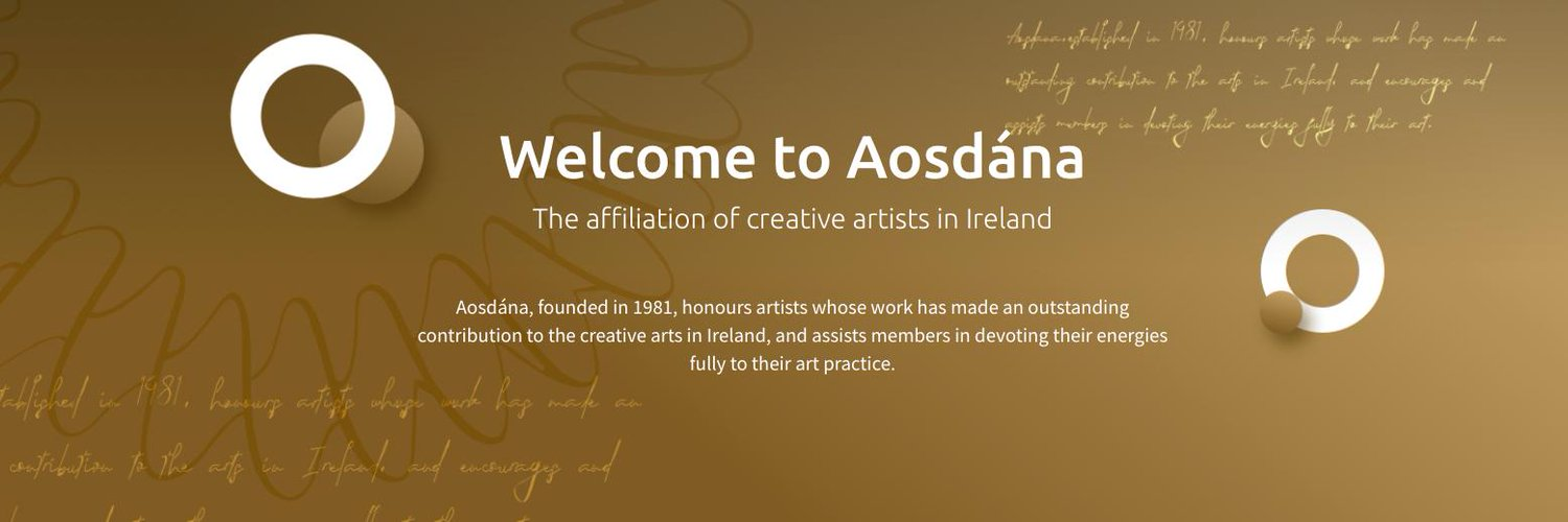 An affiliation of artists whose work has made an outstanding contribution to the arts in Ireland