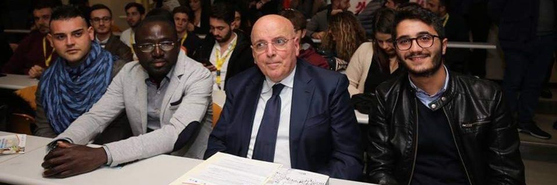 GERARDO MARIO OLIVIERO Presidente della Regione della Regione Calabria