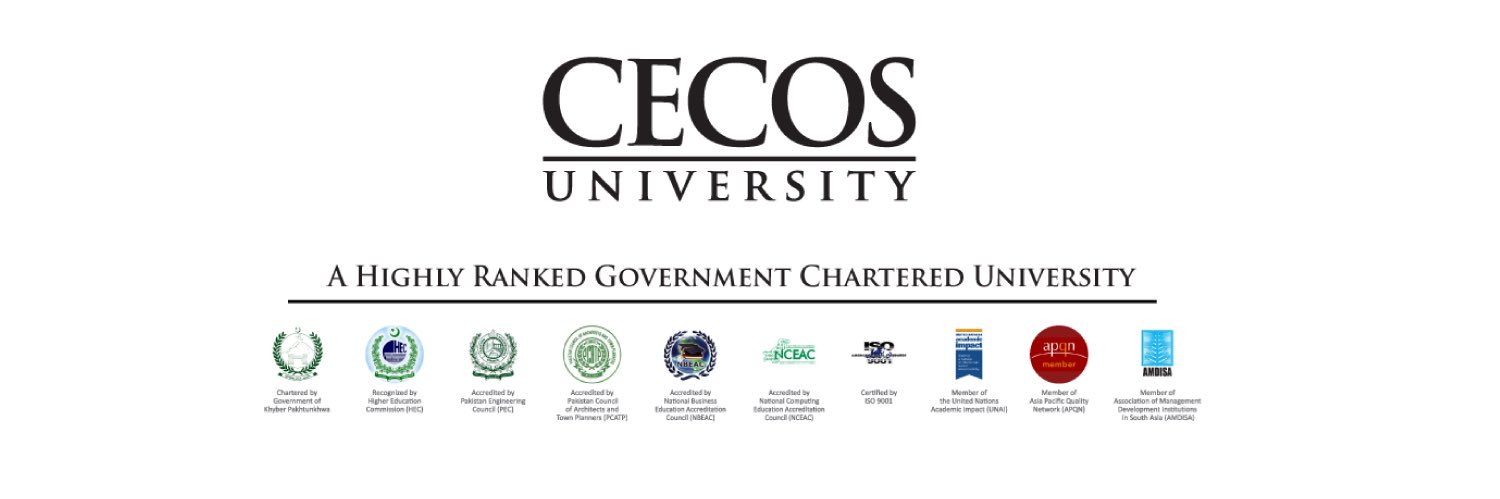 CECOS University's official Twitter account