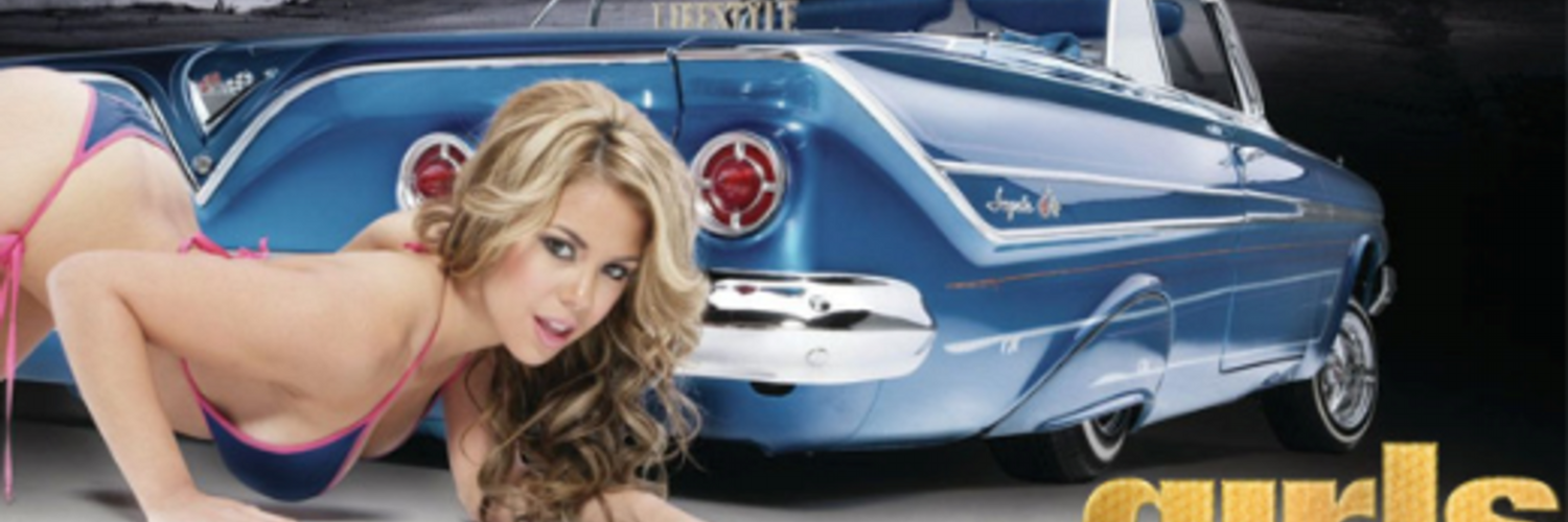 """Lowrider Girls on Twitter: """"Which Is Hotter? The Paint Job or The Model? 