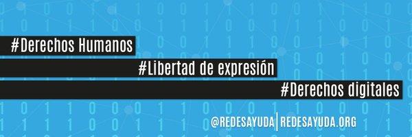 RedesAyuda Profile Banner